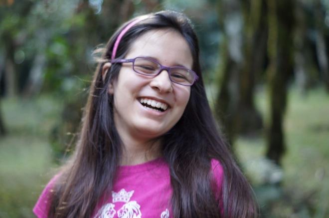 Este sorriso no rosto e a alegria de viver é sempre nosso maior ideal!